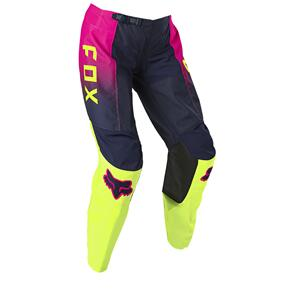 FOX RACING 2021 YOUTH GIRLS 180 VOKE PANTS [FLO YELLOW]