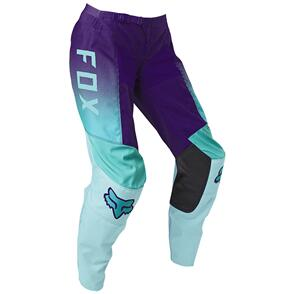 FOX RACING 2021 YOUTH GIRLS 180 VOKE PANTS [AQUA]