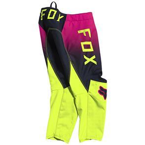FOX RACING 2021 KIDS GIRLS 180 VOKE PANTS [FLO YELLOW]