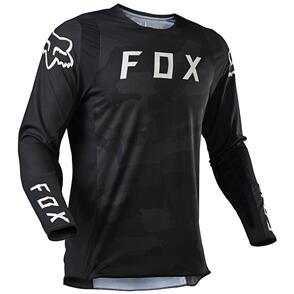 FOX RACING 2021 360 SPEYER JERSEY [BLACK]