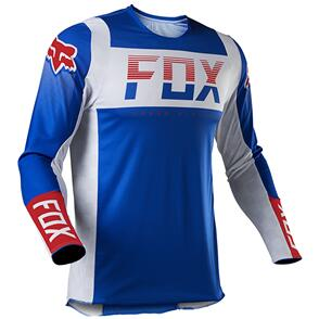 FOX RACING 2021 360 AFTERBURN JERSEY [BLUE]