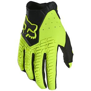 FOX RACING 2021 PAWTECTOR GLOVES [FLO YELLOW]