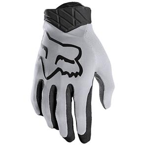 FOX RACING 2021 AIRLINE GLOVES [STEEL GREY]