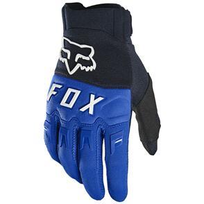 FOX RACING 2021 DIRTPAW GLOVES [BLUE]
