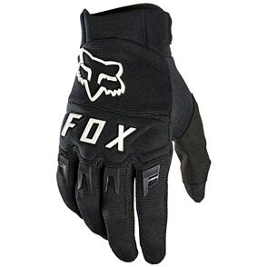 FOX RACING 2021 DIRTPAW GLOVES [BLACK/WHITE]