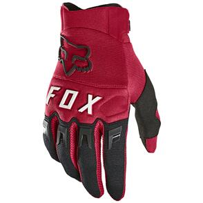 FOX RACING 2021 DIRTPAW GLOVES [FLAME RED]