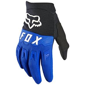 FOX RACING 2021 YOUTH DIRTPAW GLOVES [BLUE]