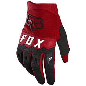 FOX RACING 2021 YOUTH DIRTPAW GLOVES [FLAME RED]