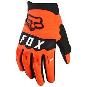 FOX RACING 2021 YOUTH DIRTPAW GLOVES [FLO ORANGE]