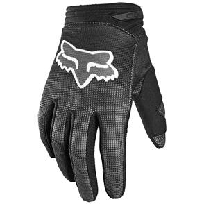 FOX RACING 2021 YOUTH 180 OKTIV GLOVES [BLACK]