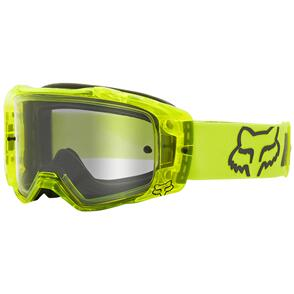 FOX RACING 2021 VUE MACH ONE GOGGLES [FLO YELLOW]