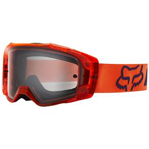 FOX RACING 2021 VUE MACH ONE GOGGLES [FLO ORANGE]