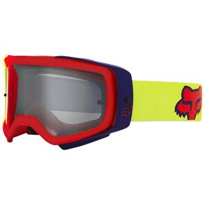 FOX RACING 2021 AIRSPACE VOKE GOGGLES [FLO YELLOW]