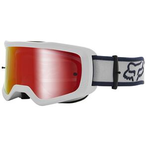FOX RACING 2021 YOUTH MAIN BARREN GOGGLES SPARK [WHITE]