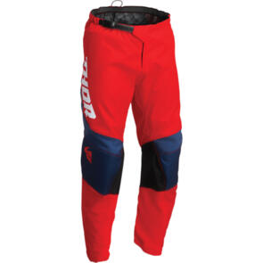 THOR 2022 SECTOR YOUTH CHEVRON PANT RED/NAVY