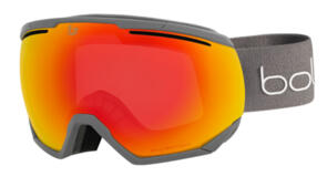 BOLLE NORTHSTAR GREY MATTE PHANTOM FIRE RED CAT 1 TO 3