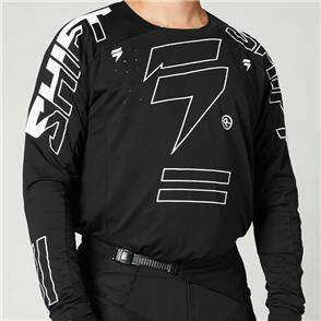 SHIFT 2021 BLACK LABEL KING JERSEY [BLACK]