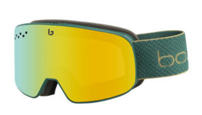BOLLE NEVADA SMALL FOREST MATTE SUNSHINE CAT 3