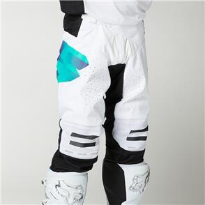 SHIFT 2021 BLACK LABEL UV PANTS [WHITE/ULTRAVIOLET]