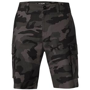 FOX RACING SLAMBOZO CAMO SHORTS 2.0 [BLACK CAMO]
