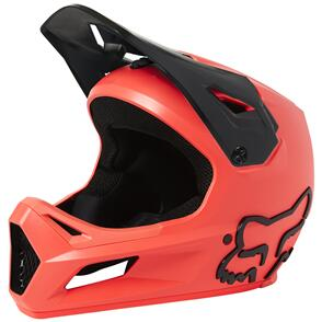 FOX RACING 2021 YOUTH RAMPAGE HELMET [ATOMIC PUNCH]