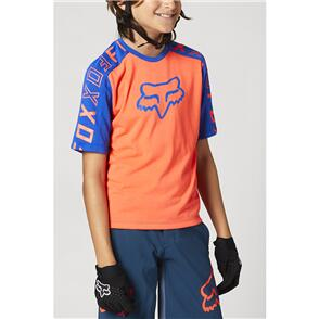 FOX RACING 2021 YOUTH RANGER DR SS JERSEY [ATOMIC PUNCH]