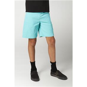 FOX RACING 2021 YOUTH RANGER SHORTS [TEAL]