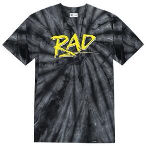 ETNIES RAD WASH TEE [BLACK]