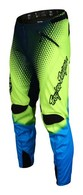 TROY LEE DESIGNS YOUTH SPRINT PANT STARBURST FLO YELLOW