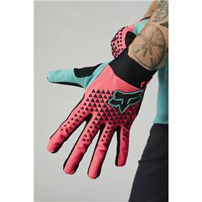 FOX RACING 2021 WOMENS DEFEND GLOVES [PINK]