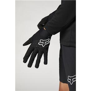 FOX RACING 2021 YOUTH DEFEND GLOVES [BLACK]