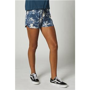 FOX RACING FOX WOMENS PALMS SHORTS [DARK INDIGO]