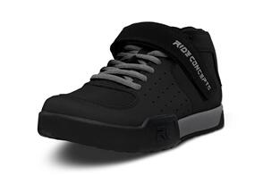 RIDE CONCEPTS WILDCAT - YOUTH BLACK/CHARCOAL