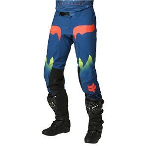 FOX RACING FLEXAIR MAWLR PANTS [DUSTY BLUE]