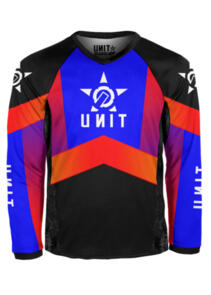 UNIT CONTENDER YOUTH JERSEY BLUE