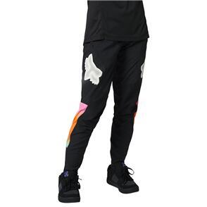 FOX RACING 2021 WOMENS DEFEND PANTS PYRE [SANDSTONE]