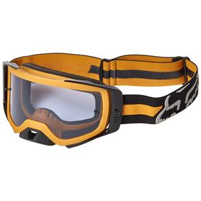 FOX RACING 2022 AIRSPACE MERZ GOGGLES [BLACK/GOLD]