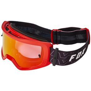 FOX RACING 2022 MAIN PERIL GOGGLES SPARK FLO RED