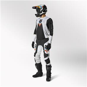 FOX RACING 2022 FLEXAIR RELM GEARSET BLACK WHITE
