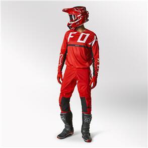 FOX RACING 2022 360 MERZ GEARSET FLO RED