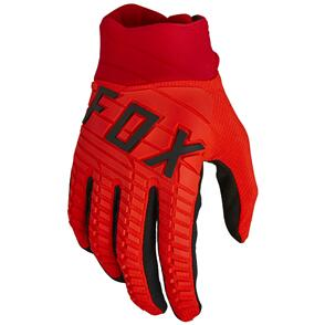FOX RACING 2022 360 GLOVES [FLO RED]