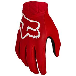FOX RACING 2022 AIRLINE GLOVES [FLO RED]