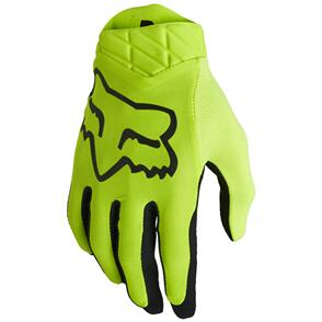 FOX RACING 2022 AIRLINE GLOVES [FLO YELLOW]