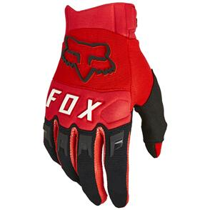 FOX RACING 2022 DIRTPAW GLOVES [FLO RED]