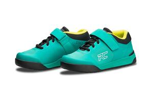 RIDE CONCEPTS WOMENS TRAVERSE TEAL/LIME