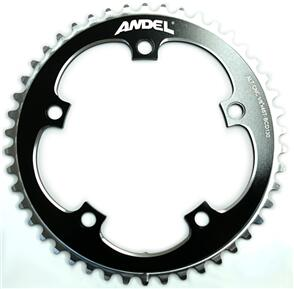 """ANDEL TRACK 3/32"""" 48T CHAINRING 144"""