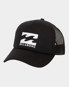 BILLABONG PODIUM TRUCKER BLACK/WHITE