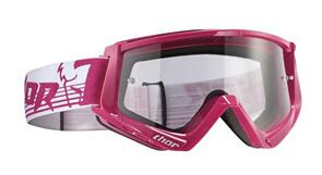 THOR GOGGLES THOR CONQUER PINK WHITE