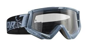 THOR GOGGLES THOR CONQUER STEEL BLACK