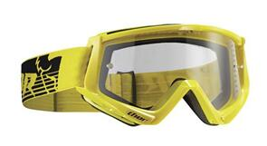 THOR GOGGLES THOR CONQUER YELLOW BLACK